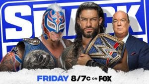 WWE SmackDown Preview For Tonight: Hell In A Cell Title Match, King Corbin's Crown, More