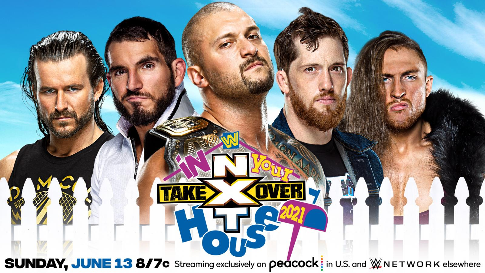"""WWE NXT """"Takeover: In Your House"""" Full Card And Live Coverage Reminder For Tonight"""