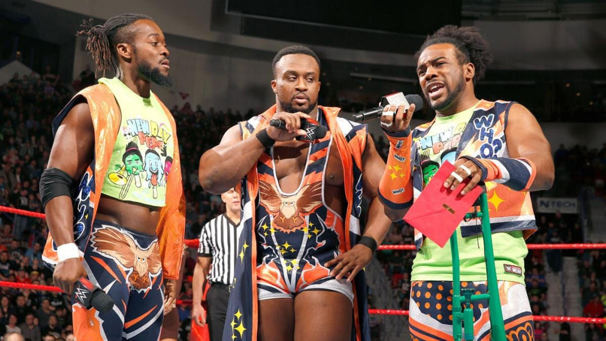 The New Day Tops WWE 50 Greatest Tag Teams' List 37