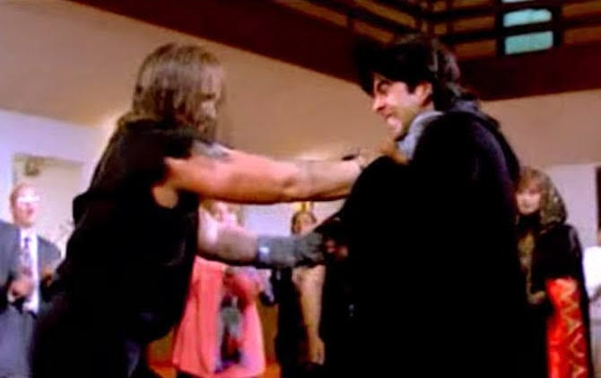 The Undertaker Responds To Bollywood Actor's Joke About Prior Win