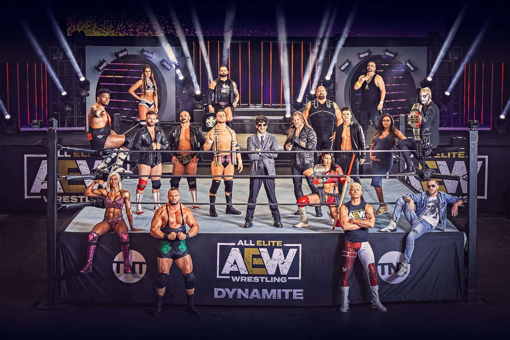 Tony Khan On How WCW Failing Helped Them, AEW Reportedly Not Yet Profitable