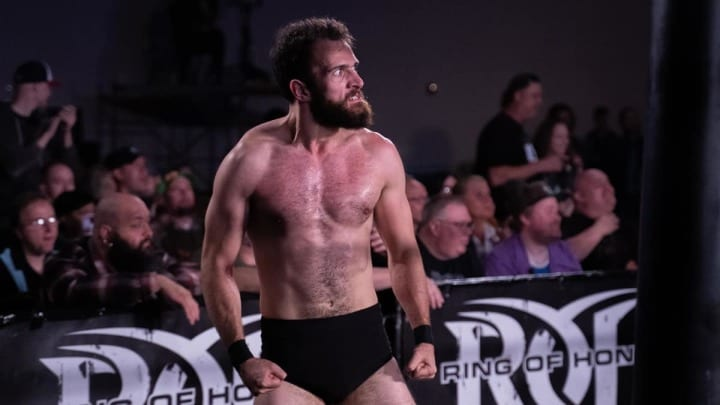 ROH Star Hit By A Car Earlier This Week