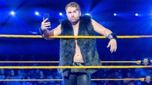 Tyler Breeze Reveals AEW Moment Reignited His Love For Pro Wrestling