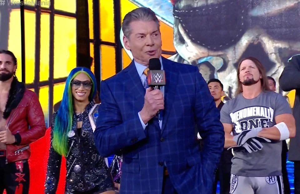 WWE Ticket Sales Reportedly Lagging Behind AEW In Some Markets