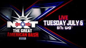 New Title Match Revealed For WWE NXT Great American Bash