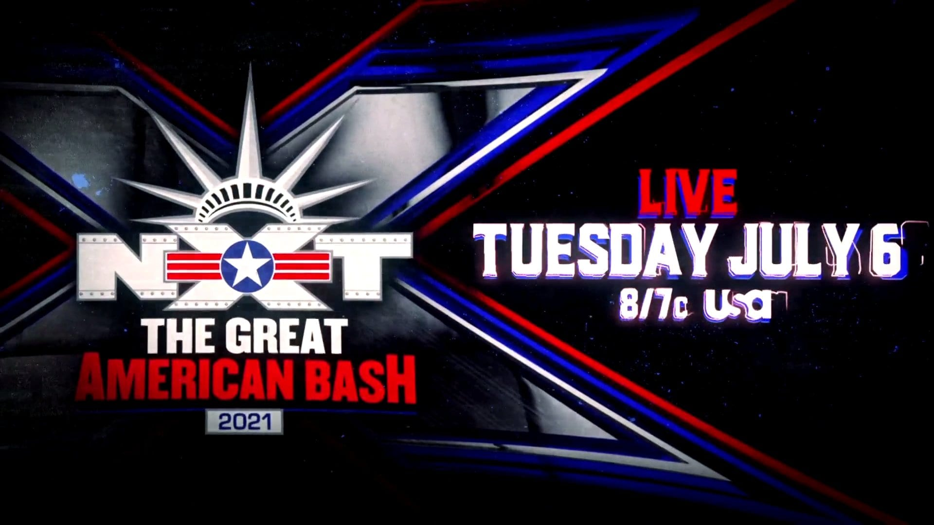 Title Match With Stipulation Set For WWE NXT Great American Bash