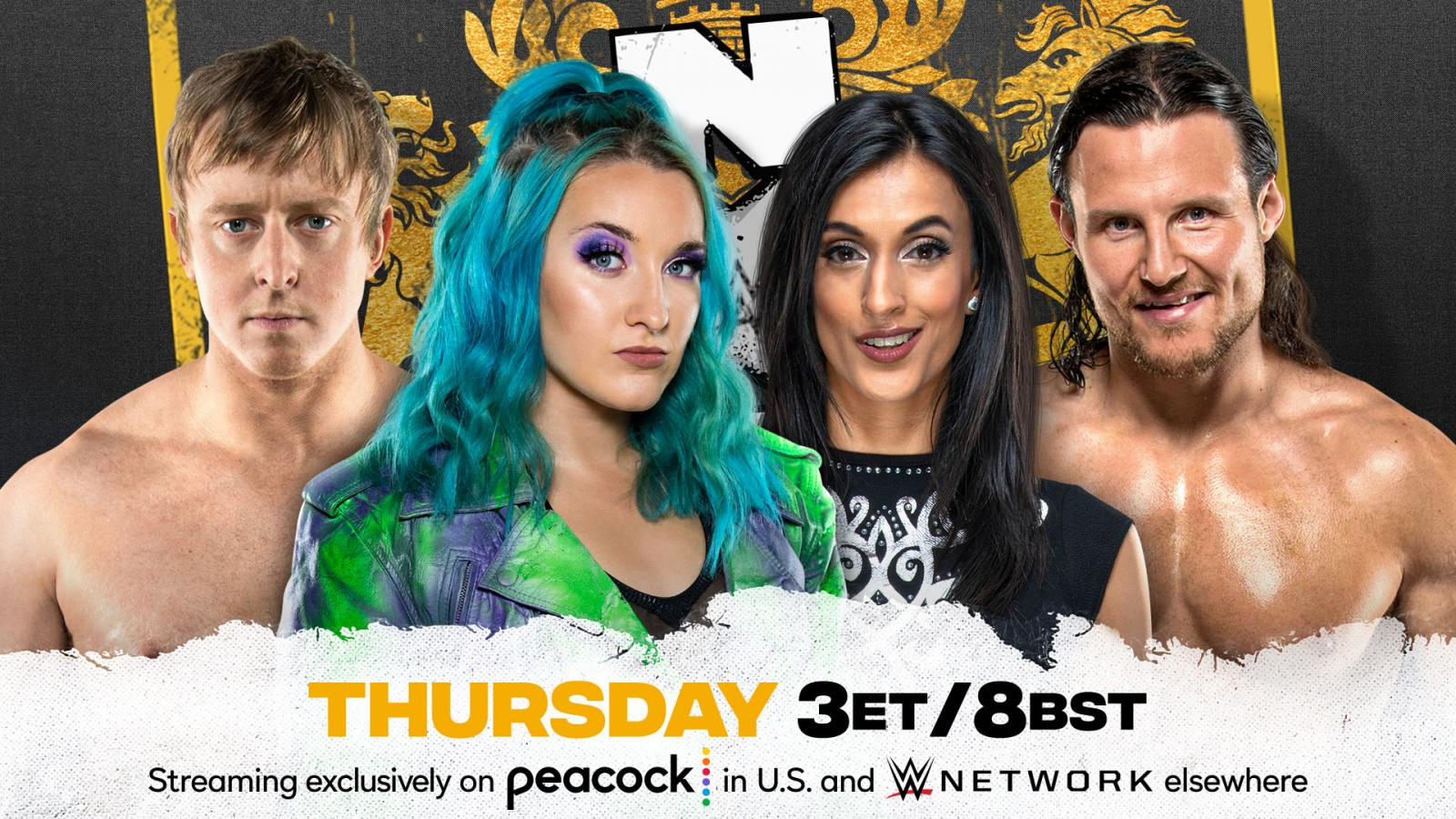 WWE NXT UK Results (6/17): Subculture Battles Joseph Conners & Jinny, More