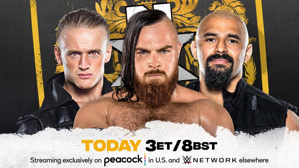 WWE NXT UK Results (6/24): No. 1 Contender Triple Threat Main Event, More
