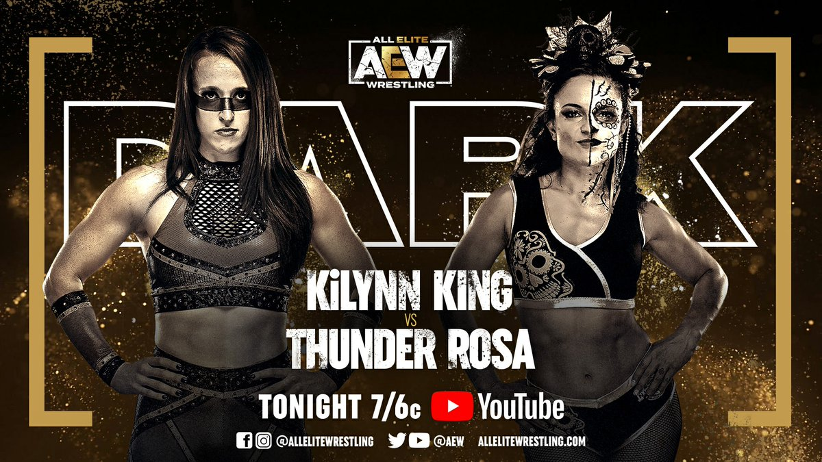 AEW Dark Results: Thunder Rosa, Wardlow And More In Action