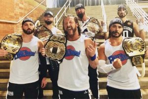 Young Bucks React To Elite Squad's Win On AEW Dynamite, TNT Plugs Space Jam: A New Legacy