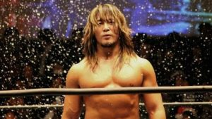 Hiroshi Tanahashi Issues Challenge For IWGP US Title On Dynamite