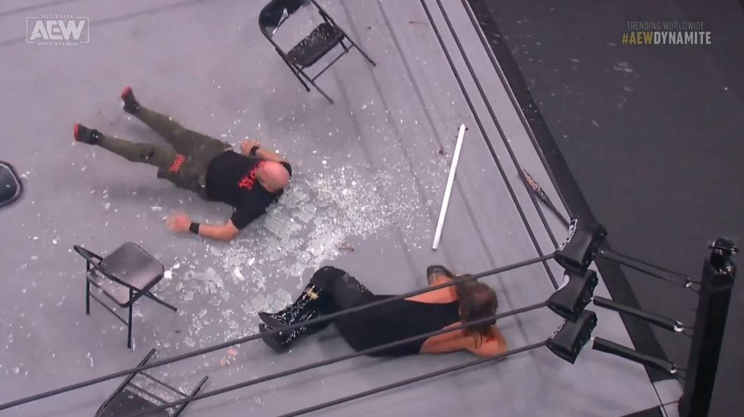 AEW Dynamite Fight For The Fallen Draws Fourth-Most Viewers In Show History