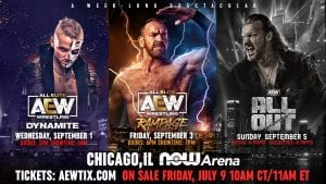 AEW All Out PPV Officially Sold Out