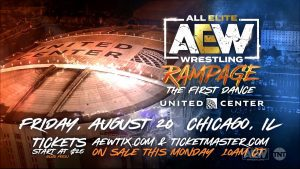 AEW Seemingly Teases CM Punk After United Center Announcement