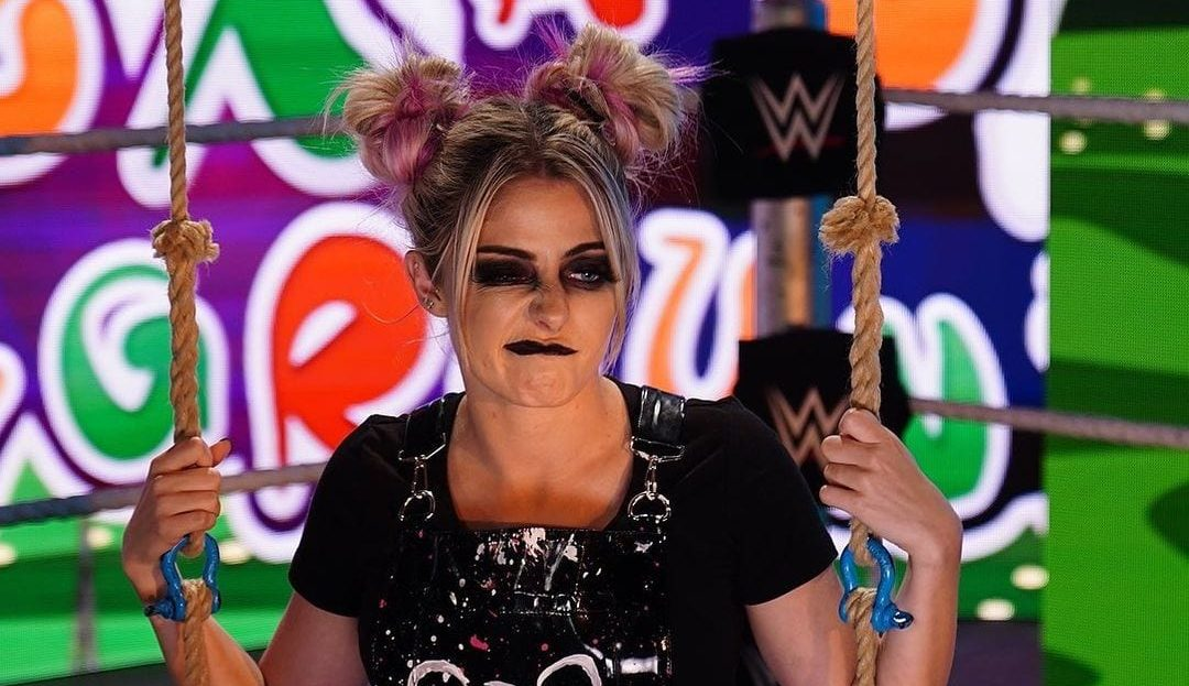 Backstage Update On Why Alexa Bliss Is Off WWE TV