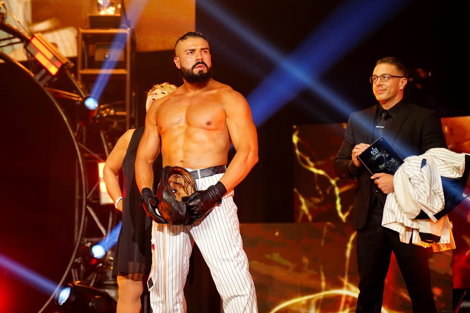 Ex WWE Stars Christian, Andrade, Sting And More Announced For Big AEW Matches 1