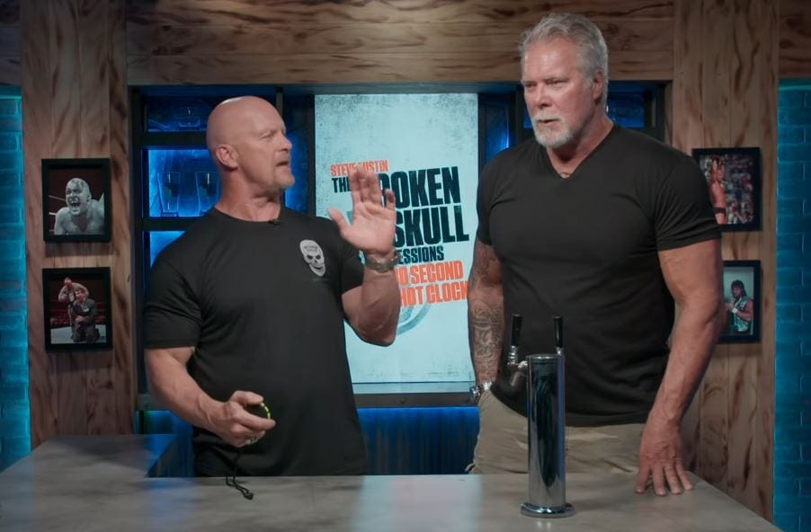 WWE Sets New Date For Broken Skull Sessions With Kevin Nash, Nash Names NWO Members