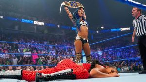 """Sasha Banks Believes She Should Be Called The """"EST Of WWE"""""""