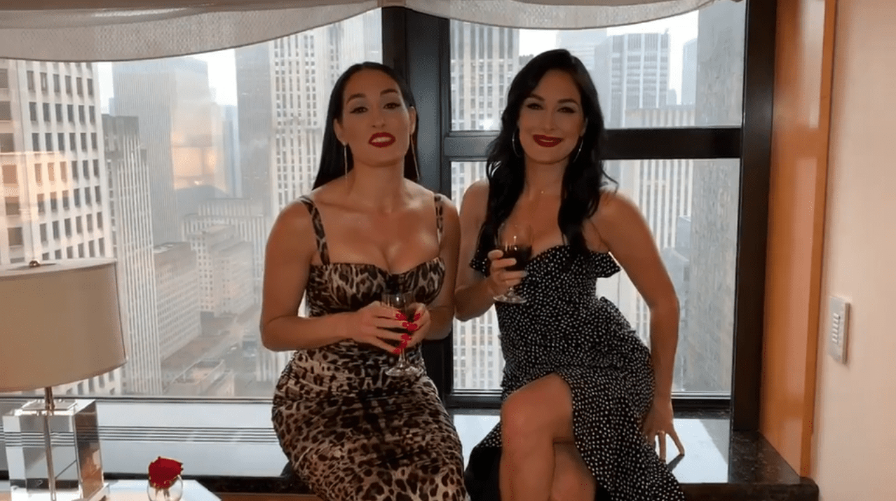 WWE Starting New Series With The Bella Twins?