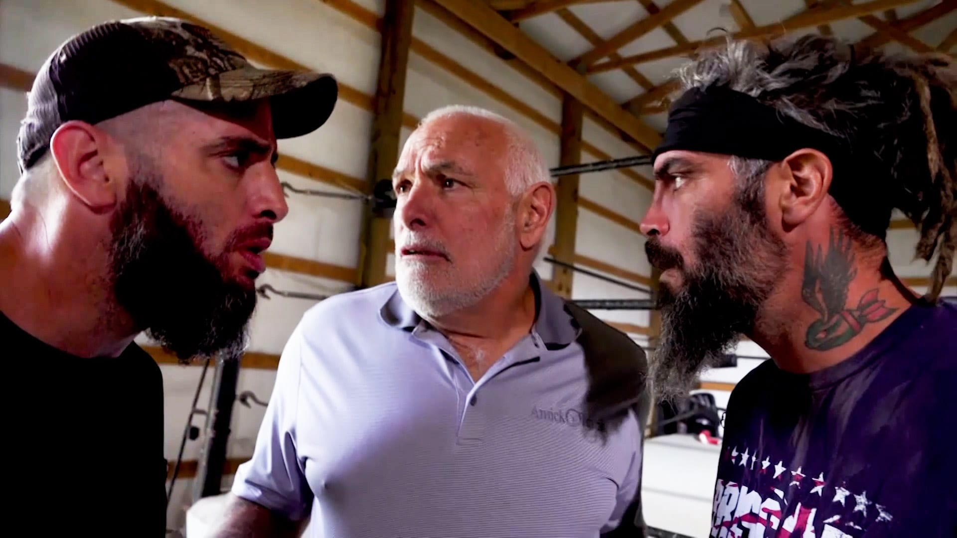ROH TV Results (7/5): Jay Briscoe Takes On Mark Briscoe In A Fight On The Farm