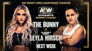 Number One Contenders Match Set For Next Week's AEW Dynamite