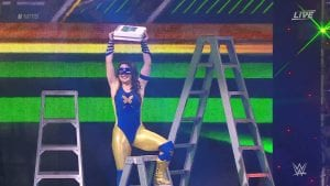 Nikki A.S.H. Wins Women's Briefcase At WWE Money In The Bank