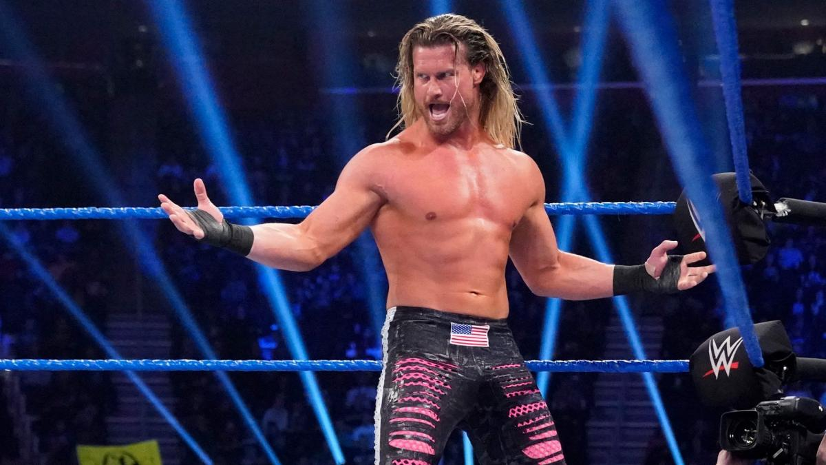 WWE Star Points Out They Don't Have Any Merchandise
