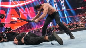 Drew McIntyre Addresses Mick Foley's Criticism Of Chair Shots On WWE RAW