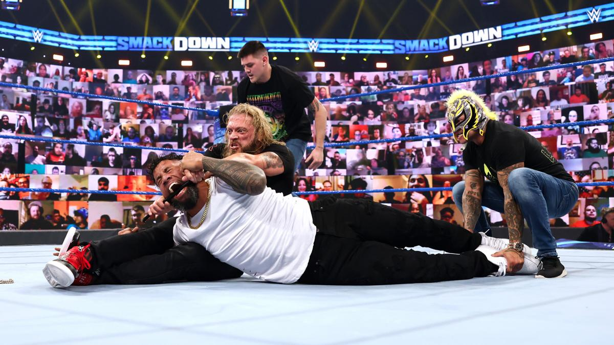 WWE SmackDown Viewership And Key Demo Rating For The Final ThunderDome Episode
