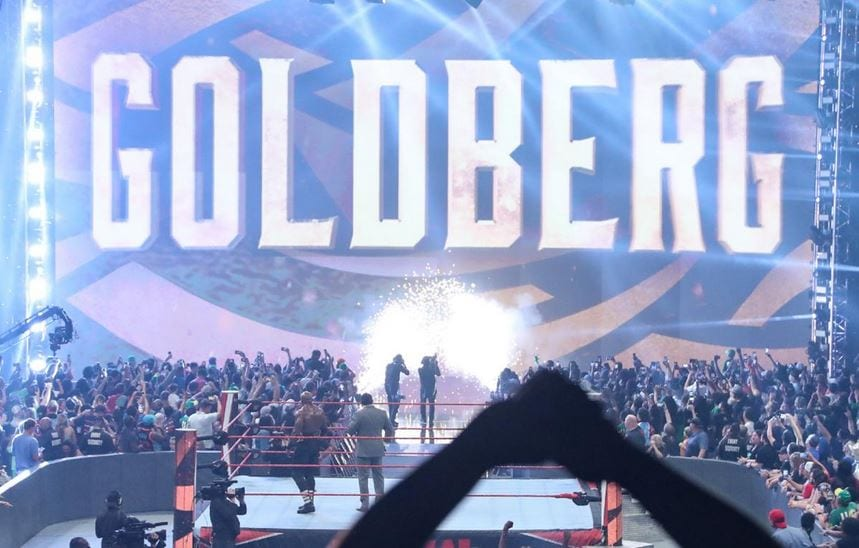 Goldberg Says He Owes Pro Wrestling A Lot More Than He's Given