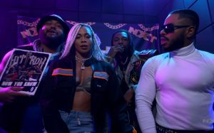 Video: Hit Row Raps Messages To WWE NXT Superstars