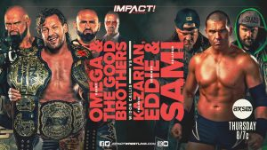 Impact Wrestling Results (8/5): Kenny Omega In Action