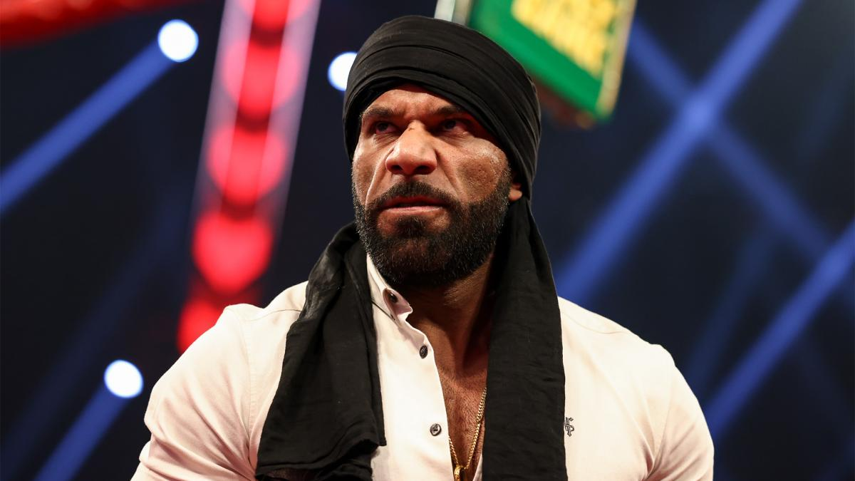 """Jinder Mahal Responds To Fans Calling Him """"The Worst WWE Champion Ever"""""""