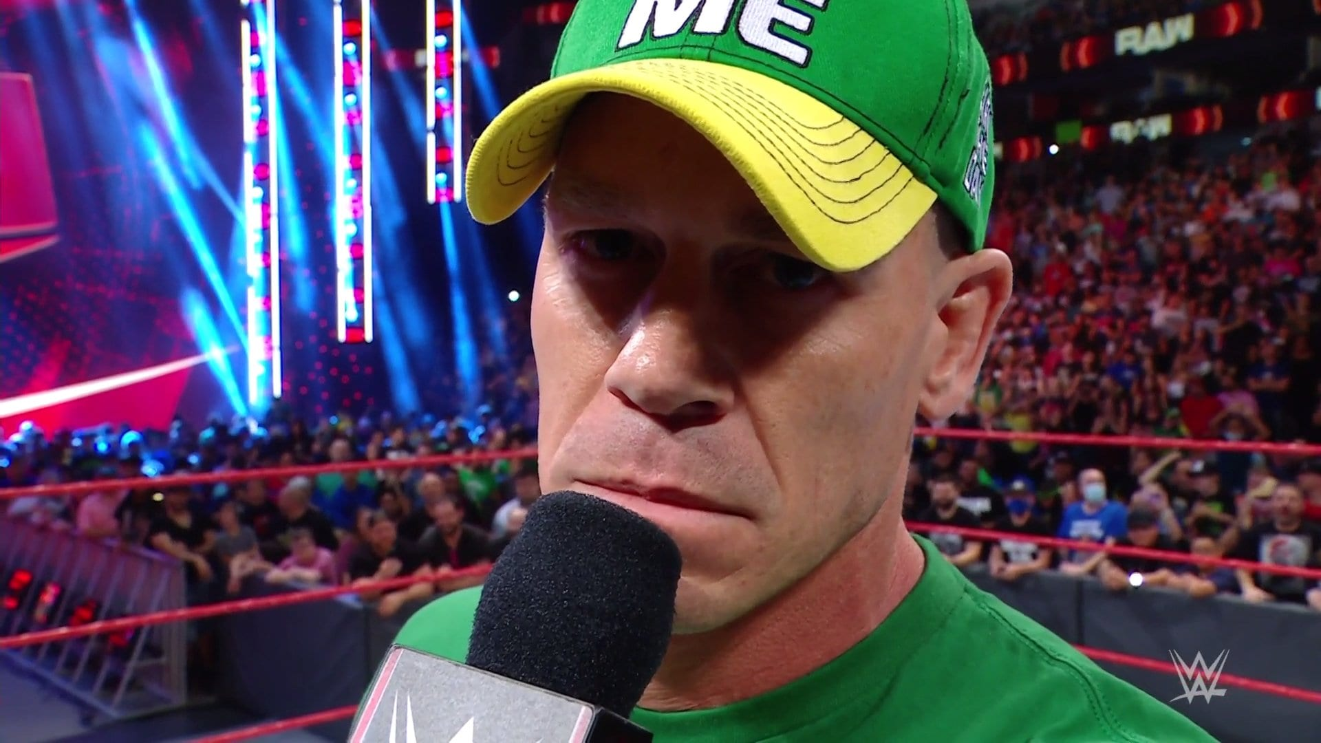 John Cena Thinks Conor McGregor Is A Good Fit For WWE