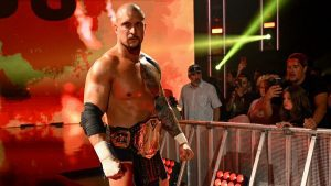 WWE Reportedly Had Plans For Karrion Kross To Lose Again On RAW