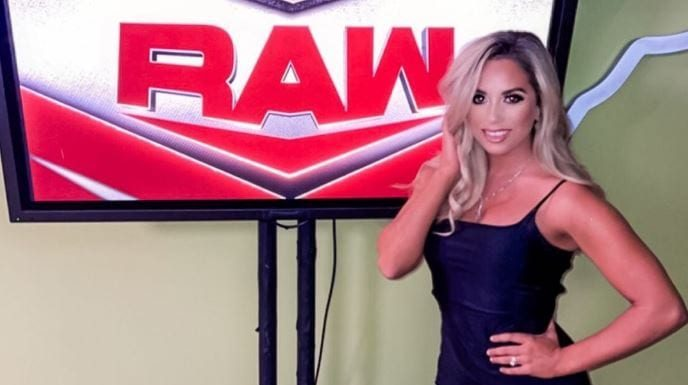 Indie Wrestler Appears On WWE RAW And AEW Dark In The Same Night