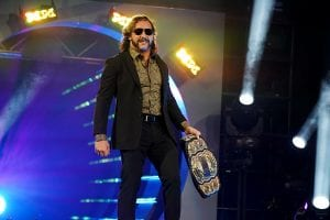 Update On Kenny Omega's Injuries