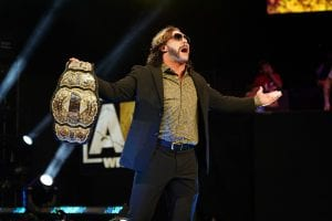 Kenny Omega On AEW And WWE Working Together