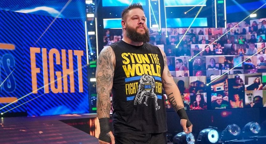 Big Update On Kevin Owens' WWE Contract Expiring