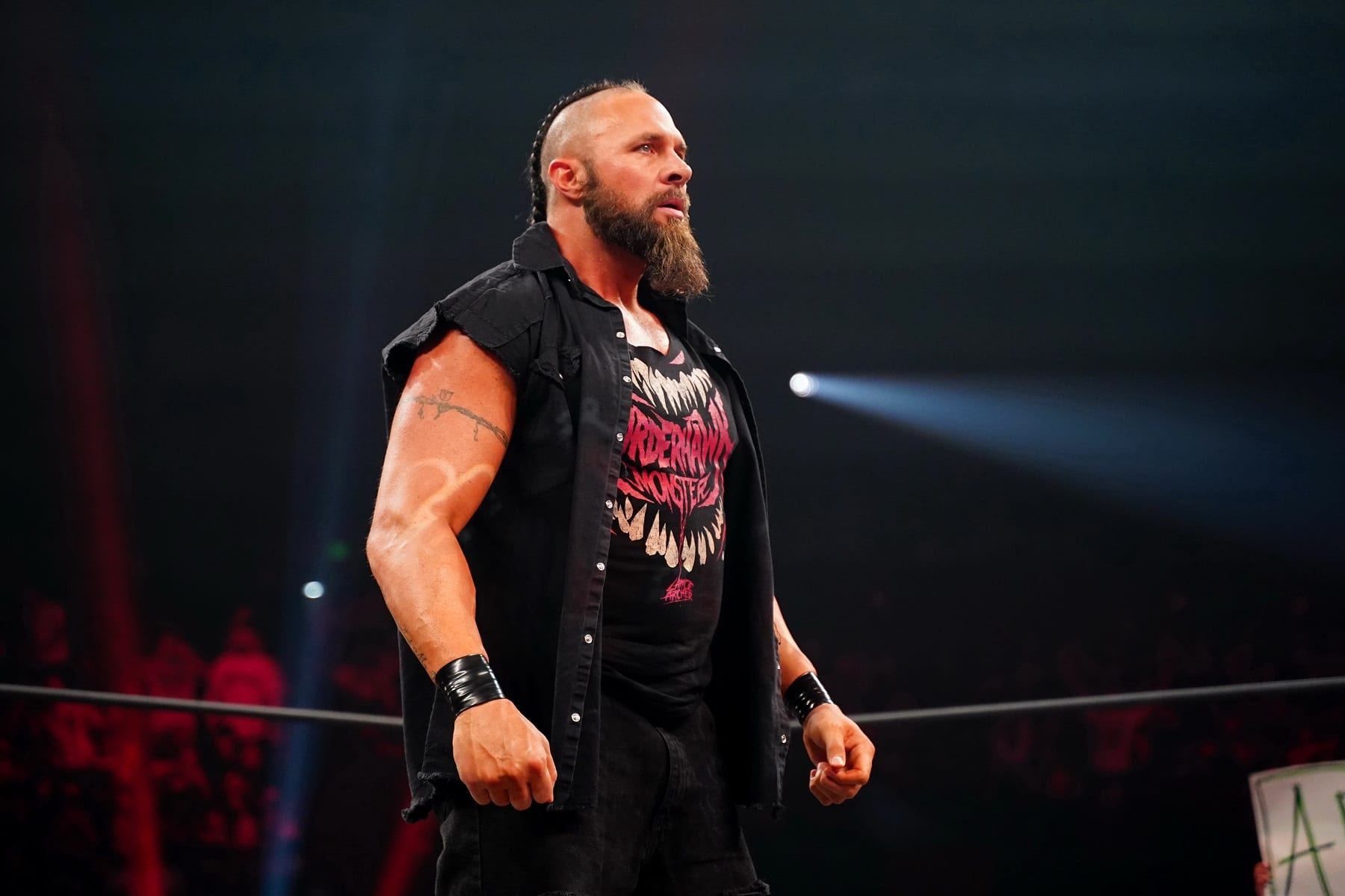 Lance Archer On Why He Chose To Sign With AEW Over NJPW