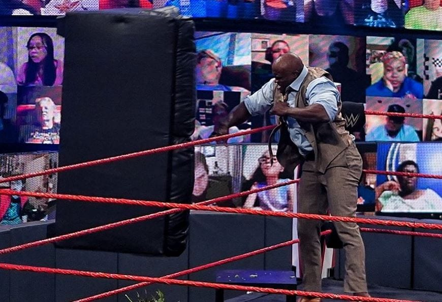 WWE Monday Night RAW Results – ThunderDome Era Ends, Squash Title Match, MITB Go-Home Show