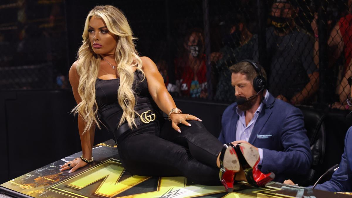Possible Injury At Tuesday's WWE NXT TV Tapings
