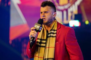 """MJF: """"Roman Reigns Lost In The Key Demographic To Ruby Soho, And Ruby Soho Sucks"""""""
