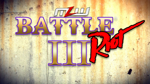 MLW Battle Riot III Results
