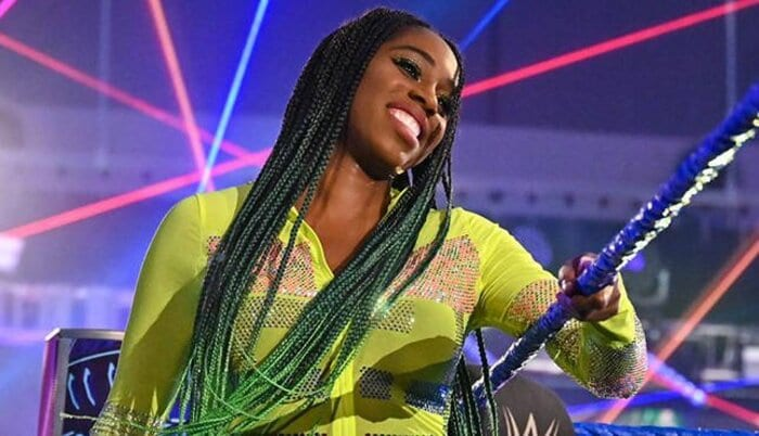 Naomi Announces Her Return To Twitter