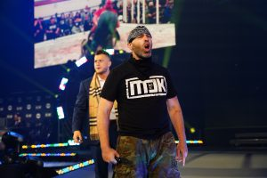 Nick Gage Makes AEW Dynamite In-Ring Debut, New Opponent Named For Chris Jericho