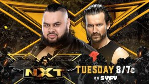 ** SPOILERS ** WWE NXT Tapings For Tonight (7/27)