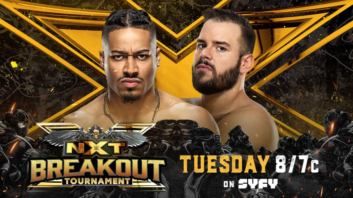WWE NXT Preview For Tonight: Breakout Tournament Continues, Adam Cole In The Main Event