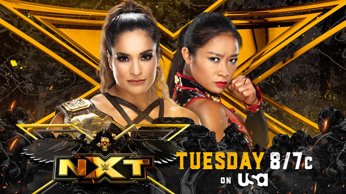 Preview For Tonight's NXT -  Raquel Gonzalez To Defend