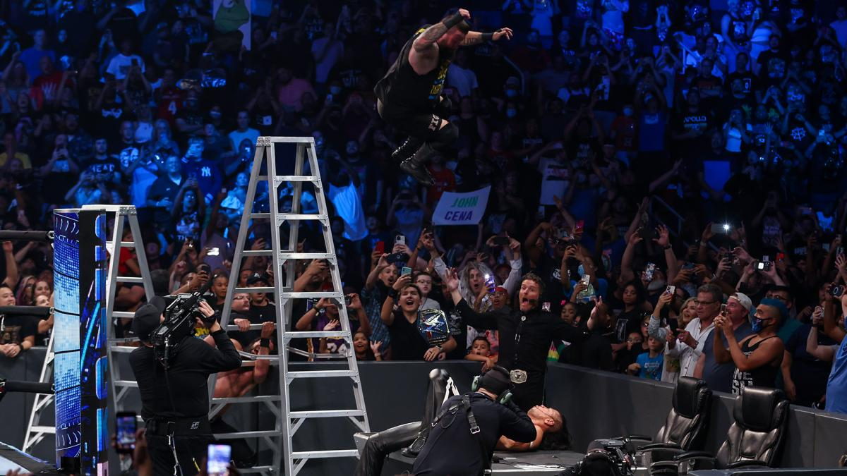 Kevin Owens Provides Update On Camera Man Who Was Knocked Down On WWE SmackDown